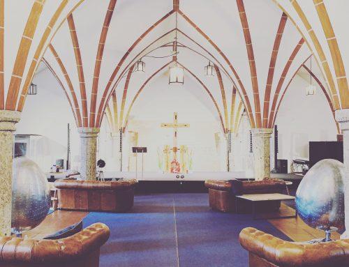 """Unsere neue Location """"gotischer Saal"""""""